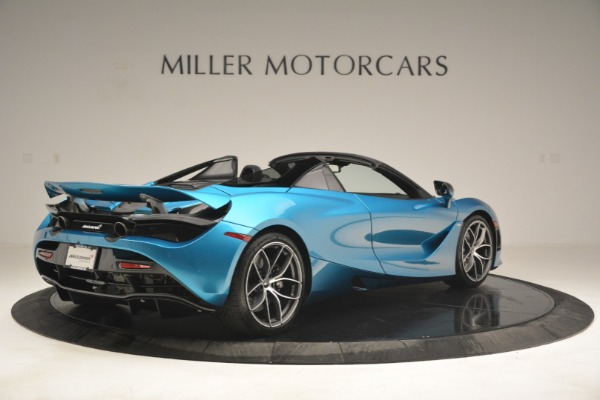 New 2019 McLaren 720S Spider for sale Sold at Pagani of Greenwich in Greenwich CT 06830 7