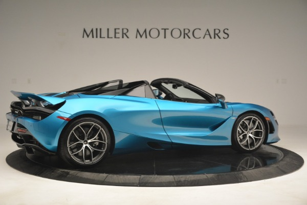 New 2019 McLaren 720S Spider for sale Sold at Pagani of Greenwich in Greenwich CT 06830 8