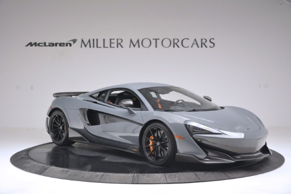 New 2019 McLaren 600LT Coupe for sale Sold at Pagani of Greenwich in Greenwich CT 06830 10