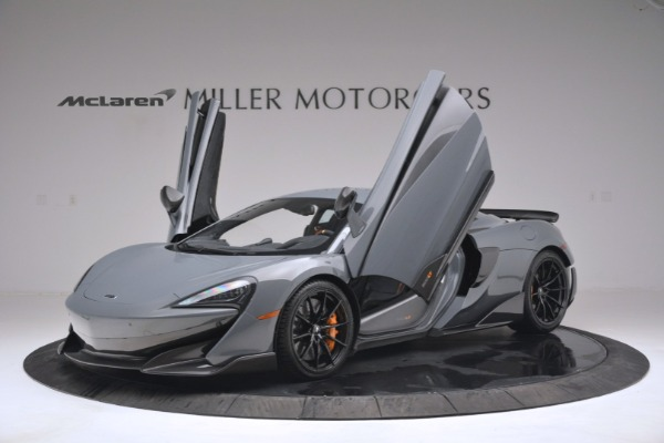 New 2019 McLaren 600LT Coupe for sale Sold at Pagani of Greenwich in Greenwich CT 06830 14