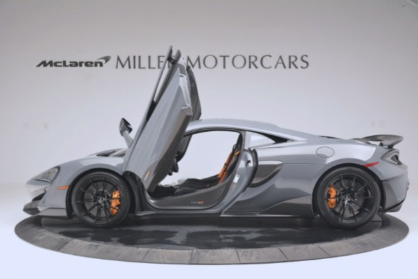 New 2019 McLaren 600LT Coupe for sale Sold at Pagani of Greenwich in Greenwich CT 06830 15