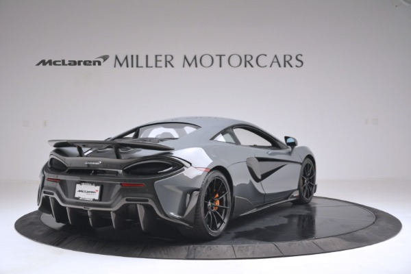 New 2019 McLaren 600LT Coupe for sale Sold at Pagani of Greenwich in Greenwich CT 06830 7