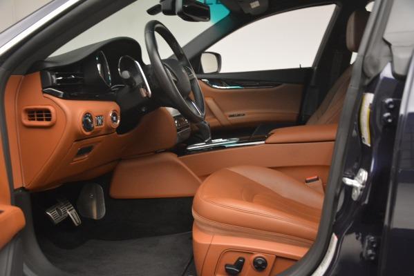 Used 2015 Maserati Quattroporte S Q4 for sale Sold at Pagani of Greenwich in Greenwich CT 06830 14