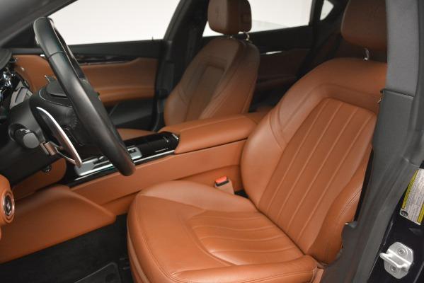 Used 2015 Maserati Quattroporte S Q4 for sale Sold at Pagani of Greenwich in Greenwich CT 06830 15