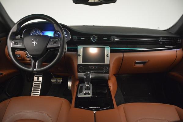Used 2015 Maserati Quattroporte S Q4 for sale Sold at Pagani of Greenwich in Greenwich CT 06830 21
