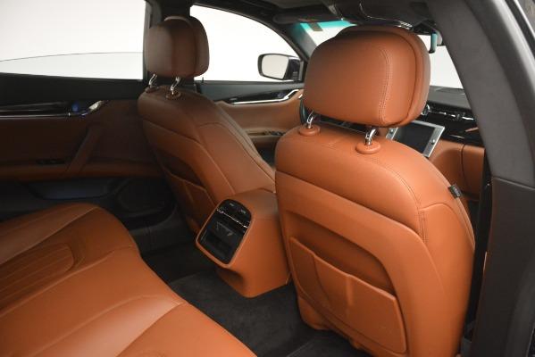 Used 2015 Maserati Quattroporte S Q4 for sale Sold at Pagani of Greenwich in Greenwich CT 06830 26
