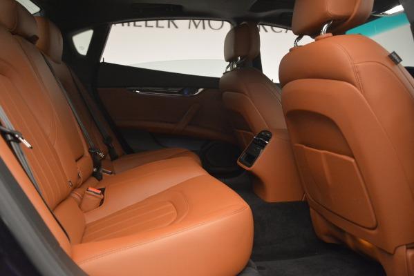 Used 2015 Maserati Quattroporte S Q4 for sale Sold at Pagani of Greenwich in Greenwich CT 06830 27