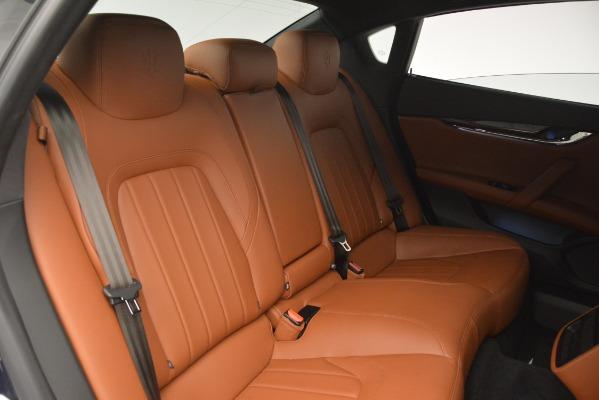 Used 2015 Maserati Quattroporte S Q4 for sale Sold at Pagani of Greenwich in Greenwich CT 06830 28