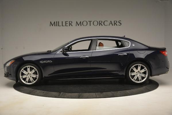 Used 2015 Maserati Quattroporte S Q4 for sale Sold at Pagani of Greenwich in Greenwich CT 06830 3