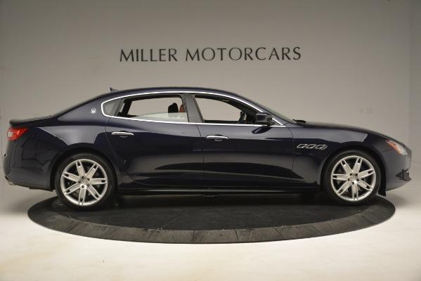 Used 2015 Maserati Quattroporte S Q4 for sale Sold at Pagani of Greenwich in Greenwich CT 06830 9