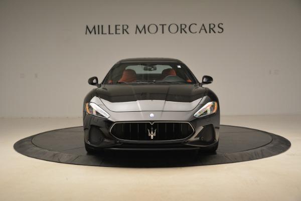 New 2018 Maserati GranTurismo Sport for sale Sold at Pagani of Greenwich in Greenwich CT 06830 11