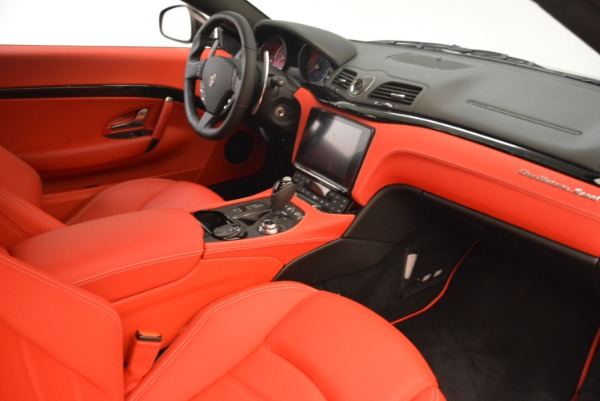 New 2018 Maserati GranTurismo Sport for sale Sold at Pagani of Greenwich in Greenwich CT 06830 19