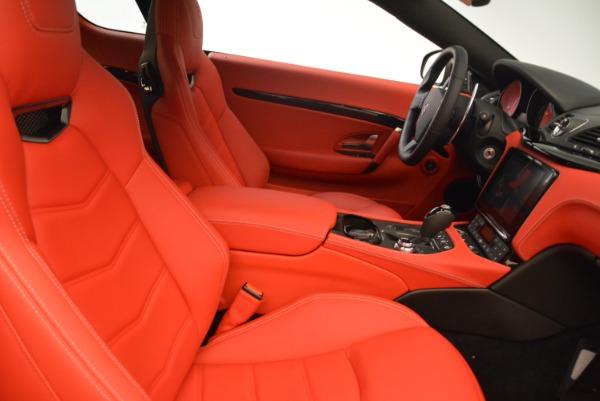 New 2018 Maserati GranTurismo Sport for sale Sold at Pagani of Greenwich in Greenwich CT 06830 20