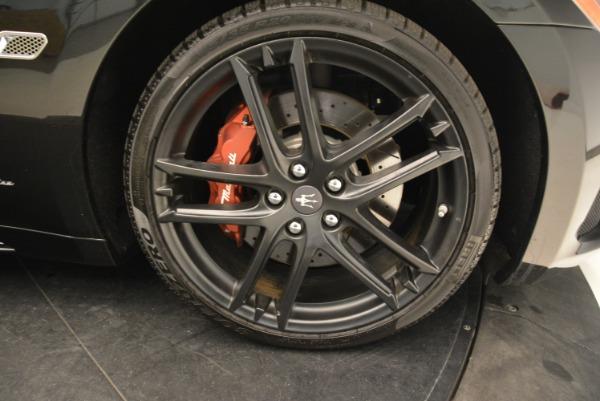 New 2018 Maserati GranTurismo Sport for sale Sold at Pagani of Greenwich in Greenwich CT 06830 24