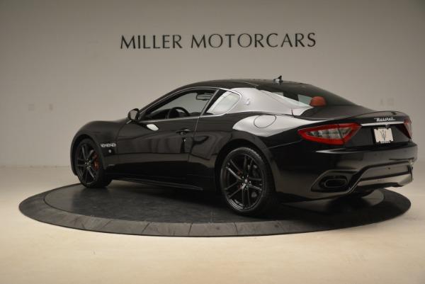 New 2018 Maserati GranTurismo Sport for sale Sold at Pagani of Greenwich in Greenwich CT 06830 3