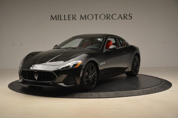 New 2018 Maserati GranTurismo Sport for sale Sold at Pagani of Greenwich in Greenwich CT 06830 1