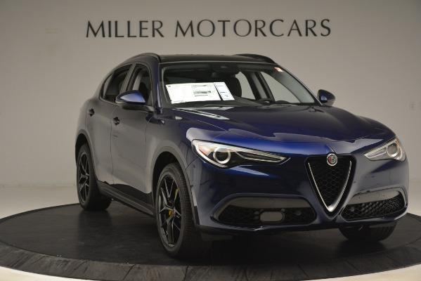 New 2019 Alfa Romeo Stelvio Sport Q4 for sale Sold at Pagani of Greenwich in Greenwich CT 06830 11