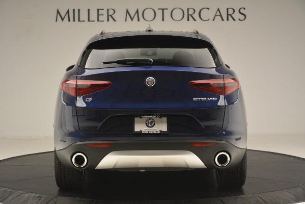 New 2019 Alfa Romeo Stelvio Sport Q4 for sale Sold at Pagani of Greenwich in Greenwich CT 06830 6