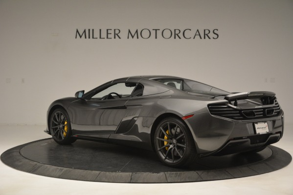 Used 2016 McLaren 650S Spider Convertible for sale Sold at Pagani of Greenwich in Greenwich CT 06830 17