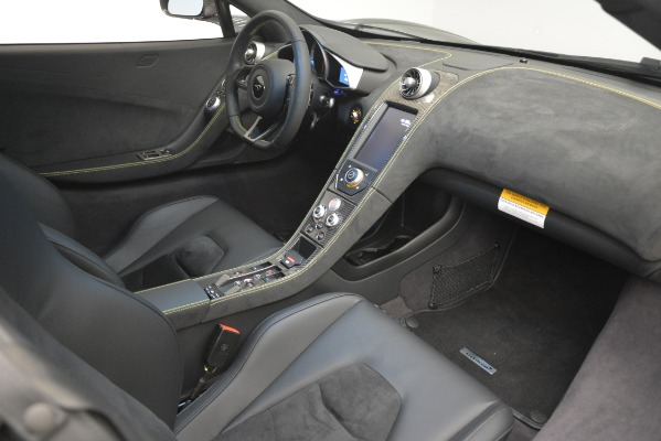 Used 2016 McLaren 650S Spider Convertible for sale Sold at Pagani of Greenwich in Greenwich CT 06830 25