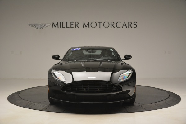 Used 2017 Aston Martin DB11 V12 Coupe for sale Sold at Pagani of Greenwich in Greenwich CT 06830 12