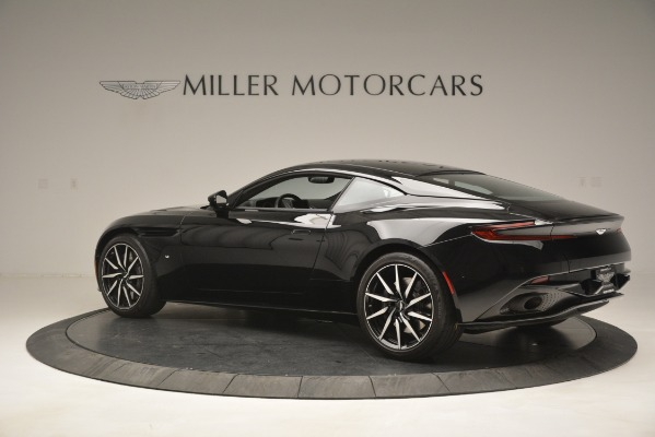 Used 2017 Aston Martin DB11 V12 Coupe for sale Sold at Pagani of Greenwich in Greenwich CT 06830 4