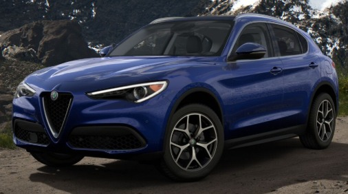 New 2019 Alfa Romeo Stelvio Ti Q4 for sale Sold at Pagani of Greenwich in Greenwich CT 06830 1