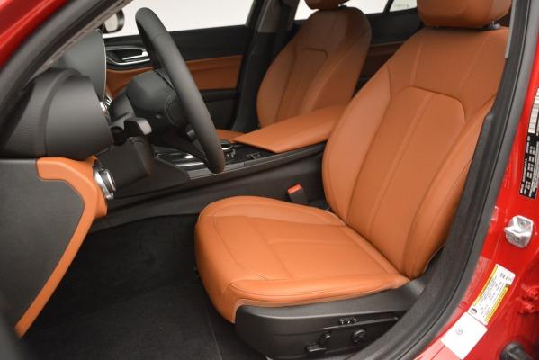 New 2019 Alfa Romeo Giulia Q4 for sale Sold at Pagani of Greenwich in Greenwich CT 06830 15