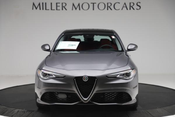 New 2019 Alfa Romeo Giulia Ti Sport Q4 for sale Sold at Pagani of Greenwich in Greenwich CT 06830 12