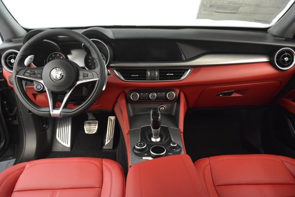 New 2019 Alfa Romeo Stelvio Sport Q4 for sale Sold at Pagani of Greenwich in Greenwich CT 06830 16