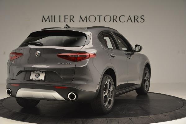 New 2019 Alfa Romeo Stelvio Sport Q4 for sale Sold at Pagani of Greenwich in Greenwich CT 06830 7