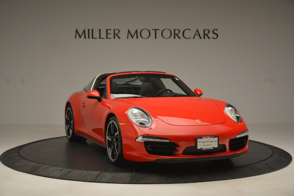 Used 2016 Porsche 911 Targa 4S for sale Sold at Pagani of Greenwich in Greenwich CT 06830 11
