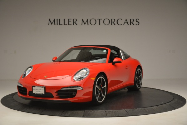 Used 2016 Porsche 911 Targa 4S for sale Sold at Pagani of Greenwich in Greenwich CT 06830 13