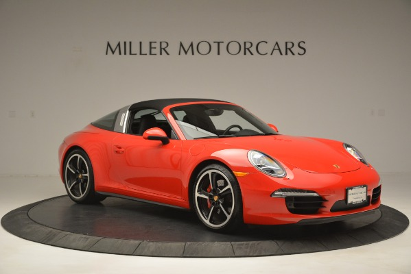 Used 2016 Porsche 911 Targa 4S for sale Sold at Pagani of Greenwich in Greenwich CT 06830 18
