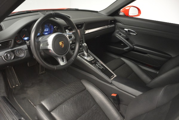 Used 2016 Porsche 911 Targa 4S for sale Sold at Pagani of Greenwich in Greenwich CT 06830 21