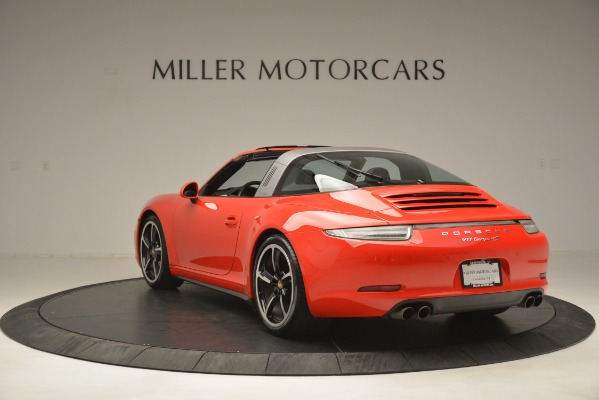 Used 2016 Porsche 911 Targa 4S for sale Sold at Pagani of Greenwich in Greenwich CT 06830 5