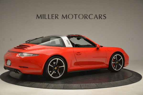 Used 2016 Porsche 911 Targa 4S for sale Sold at Pagani of Greenwich in Greenwich CT 06830 8