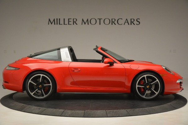Used 2016 Porsche 911 Targa 4S for sale Sold at Pagani of Greenwich in Greenwich CT 06830 9