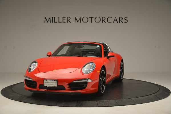 Used 2016 Porsche 911 Targa 4S for sale Sold at Pagani of Greenwich in Greenwich CT 06830 1