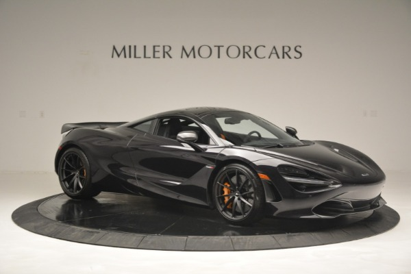 New 2019 McLaren 720S Coupe for sale Sold at Pagani of Greenwich in Greenwich CT 06830 10