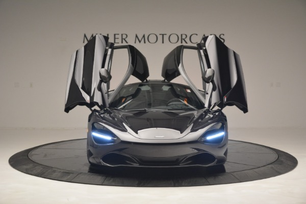 New 2019 McLaren 720S Coupe for sale Sold at Pagani of Greenwich in Greenwich CT 06830 13