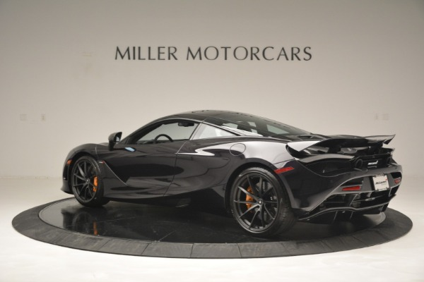 New 2019 McLaren 720S Coupe for sale Sold at Pagani of Greenwich in Greenwich CT 06830 4