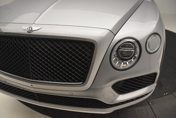 New 2019 Bentley Bentayga V8 for sale Sold at Pagani of Greenwich in Greenwich CT 06830 15