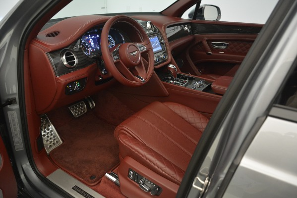 New 2019 Bentley Bentayga V8 for sale Sold at Pagani of Greenwich in Greenwich CT 06830 22