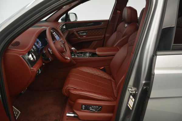 New 2019 Bentley Bentayga V8 for sale Sold at Pagani of Greenwich in Greenwich CT 06830 23