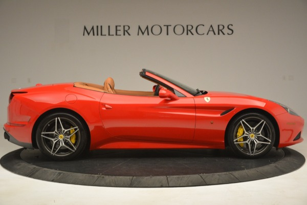 Used 2017 Ferrari California T Handling Speciale for sale Sold at Pagani of Greenwich in Greenwich CT 06830 9