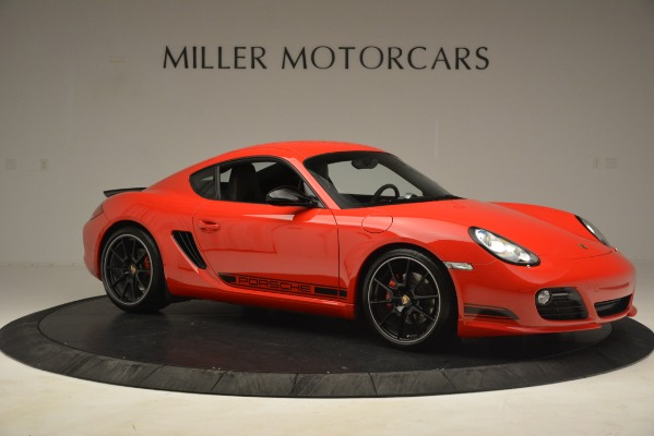 Used 2012 Porsche Cayman R for sale Sold at Pagani of Greenwich in Greenwich CT 06830 10