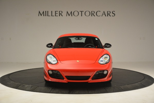 Used 2012 Porsche Cayman R for sale Sold at Pagani of Greenwich in Greenwich CT 06830 12