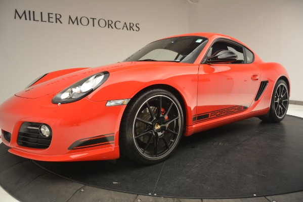 Used 2012 Porsche Cayman R for sale Sold at Pagani of Greenwich in Greenwich CT 06830 14