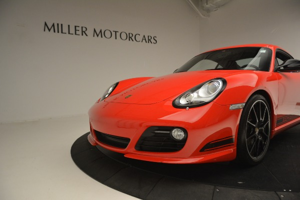 Used 2012 Porsche Cayman R for sale Sold at Pagani of Greenwich in Greenwich CT 06830 15